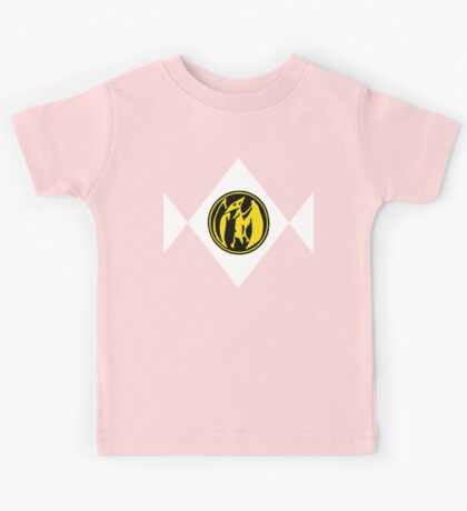 Mighty Morphin Power Rangers Pink Ranger 2 Kids Tee