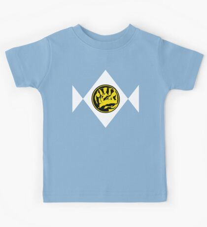 Mighty Morphin Power Rangers Blue Ranger 2 Kids Tee