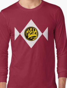 Mighty Morphin Power Rangers Blue Ranger 2 Long Sleeve T-Shirt