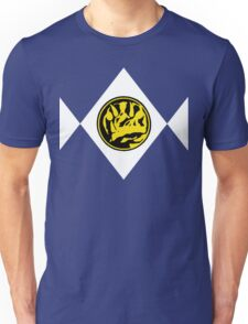 Mighty Morphin Power Rangers Blue Ranger 2 Unisex T-Shirt