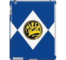 Mighty Morphin Power Rangers Blue Ranger 2 iPad Case/Skin