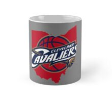 Cleveland Cavs III Mug
