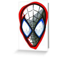 Spider-Man Design Greeting Card