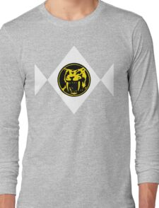 Mighty Morphin Power Rangers Yellow Ranger 2 Long Sleeve T-Shirt