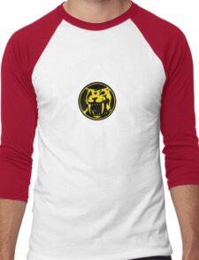 Mighty Morphin Power Rangers Yellow Ranger 2 Men's Baseball ¾ T-Shirt