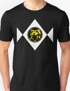 Mighty Morphin Power Rangers Yellow Ranger 2 Unisex T-Shirt