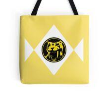 Mighty Morphin Power Rangers Yellow Ranger 2 Tote Bag