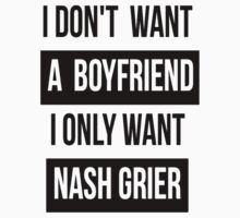 NASH GRIER MAGCON by CharliesF