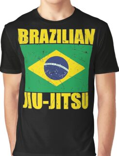 Brazilian Jiu-Jitsu (BJJ) Graphic T-Shirt