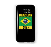 Brazilian Jiu-Jitsu (BJJ) Samsung Galaxy Case/Skin