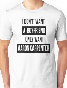 AARON CARPENTER MAGCON Unisex T-Shirt