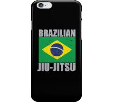 Brazilian Jiu Jitsu (BJJ) iPhone Case/Skin