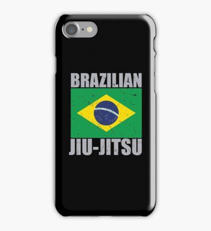 Brazilian Jiu Jitsu (BJJ) iPhone Case/Skin