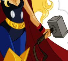 Ms Thor Sticker