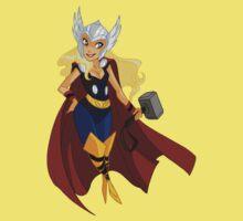 Ms Thor Baby Tee