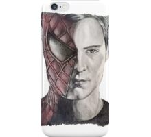 Spiderman/Peter Parker iPhone Case/Skin