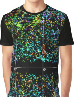 Map of the Universe Graphic T-Shirt
