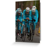 Giro d'Italia - Belfast 2014 Greeting Card