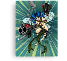 Combat Fairies: Aela Canvas Print