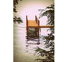 GREAT SILENCE Photographic Print