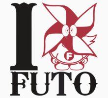 I ♥ Futo by lazerwolfx