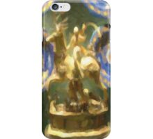 Il cavaliere fatato iPhone Case/Skin