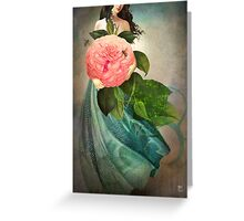 The Favorite Flower Greeting Card