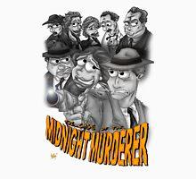 The Case of the Midnight Murderer Unisex T-Shirt