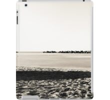 A lonely boat  iPad Case/Skin
