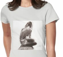 Until The Sea Shall Free Them Womens Fitted T-Shirt