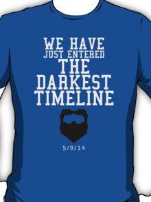 The Darkest Timeline - Community - 5/9/14 T-Shirt