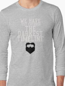 The Darkest Timeline - Community - 5/9/14 Long Sleeve T-Shirt