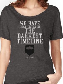 The Darkest Timeline - Community - 5/9/14 Women's Relaxed Fit T-Shirt