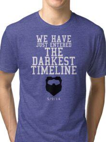 The Darkest Timeline - Community - 5/9/14 Tri-blend T-Shirt