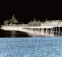 Eastbourne Pier Pop  by RachelMacht