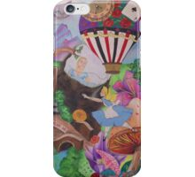 Through the Rabbit Hole iPhone Case/Skin
