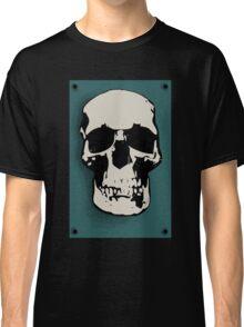 Skull - Sherlock Classic T-Shirt