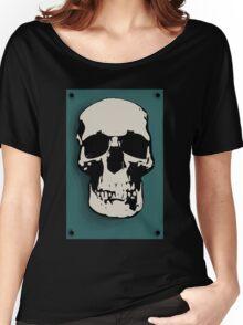 Skull - Sherlock Women's Relaxed Fit T-Shirt