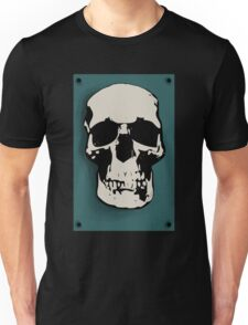 Skull - Sherlock Unisex T-Shirt