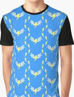 My little Pony - Wonderbolts Cutie Mark V2 Graphic T-Shirt