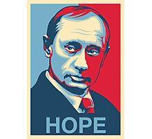 Putin Hope Photographic Print