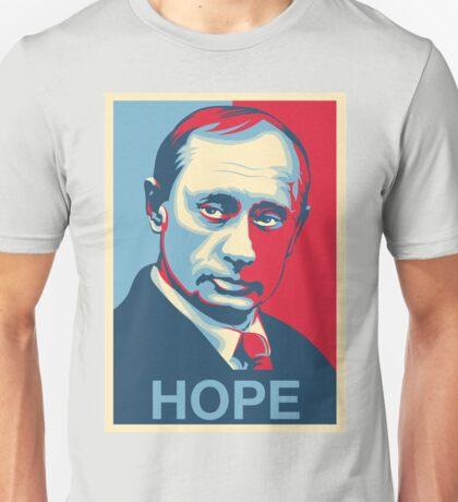 Putin Hope Unisex T-Shirt