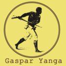 Gaspar Yanga, Mexican National Hero by Daniel Gallegos