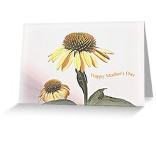 Happy Mother's Day Card Greeting Card