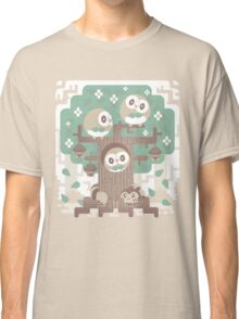 Wood Owl Woods Classic T-Shirt