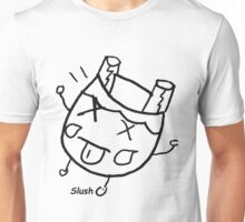 Slush - donked on the head Unisex T-Shirt