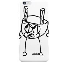 Slush - miffed! iPhone Case/Skin
