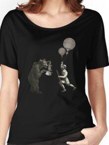 The Magician Bear Women's Relaxed Fit T-Shirt