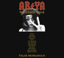 ARYA T-Shirt  by Marcell Zelei