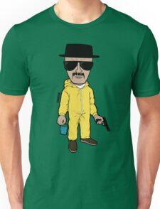 Breaking Bad Heisenberg Head Unisex T-Shirt